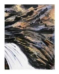"Hsu Soo Ming Fine Art Open Edition Giclée:""The Power"""