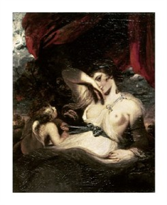 "Joshua Reynolds Fine Art Open Edition Giclée:""Venus and Amor"""