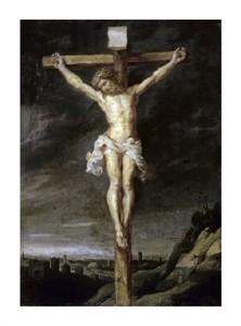 "Peter Paul Rubens Fine Art Open Edition Giclée:""The Crucified"""