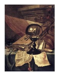"""Vincent Laurensz Van Der Vinne Fine Art Open Edition Giclée:""""Vanitas"""""""