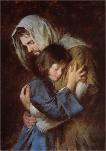 "Morgan Weistling Open Edition Fine Art Canvas Giclée:""The Promise"""