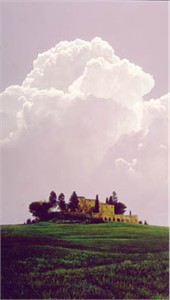 "Chris Young Limited Edition Print:""Tuscan Cloud """