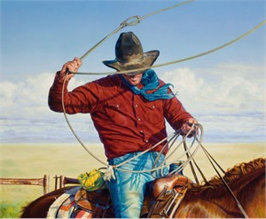 """Bob Coronato Handsigned and Numbered Limited Edition Giclee on Canvas:""""No Place ... For Amateurs! """""""