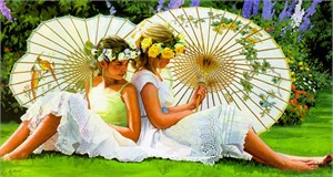"Heidi Presse Limited Edition Print: ""Sunlit"""
