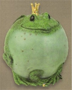 "Gary Lee Price Fine Art Bronze Sculpture:""Puffed up Prince"""