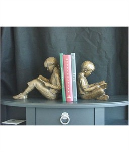 "Gary Lee Price Fine Art Bronze Sculpture:""Story Time"""