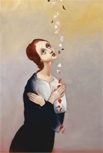 "Cassandra Christensen Barney Artist Handsigned and Numbered  Limited Edition  Giclée Canvas: ""Atonement"""