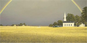 "William Phillips Limited Edition Print: ""Heartland"""