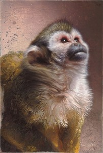 """Andrew Denman Hand Signed and Numbered Limited Edition Gallery Wrap Giclee Canvas :""""Keep Searching, Winkie"""""""