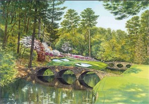 "Steve Lotus Open Edition Print:""2002 Hazeltine Ntl Golf Club Poster"""