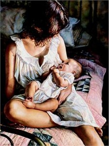 "Steve Hanks Limited Edition Print: ""In the Eyes of the Innocent"""