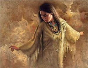 "Lee Bogle Hand Signed and Numbered Limited Edition Canvas Giclee: ""The Dancing Princess """