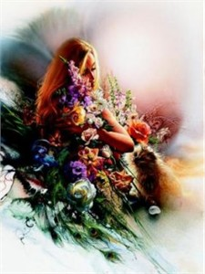 "Lee Bogle Limited Edition Print:""Dreams of Summer"""
