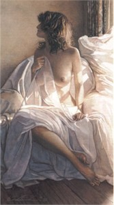 """Steve Hanks Handsigned & Numbered Limited Edition Print:""""Yesterday is a Long Time Ago"""""""