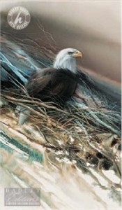"Lee Bogle Handsigned & Numbered Limited Edition  Canvas Giclee:""The Noble One"""