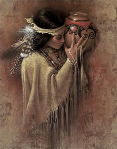"Lee Bogle Handsigned and Numbered Limited Edition Giclee on Canvas: ""The Vessel"""