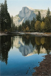 "Denis Milhomme Hand Signed and Numbered Limited Edition Canvas Giclee:""Majestic Serenity"""