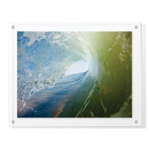 "Matt Lusk Limited Edition Ready to Hang Giclee on Clear Acrylic: ""Avalon"""