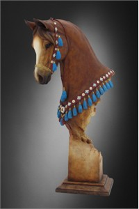 "Arich Harrison Limited Edition Sculpture: ""Nobility"""