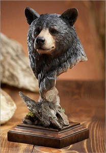 "Joe Slockbower Limited Edition Sculpture: ""Big Bear Medium"""
