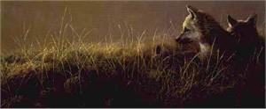 "John Seerey-Lester Limited Edition Print: ""Abandoned"""