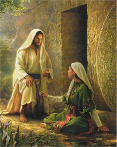 "Greg Olsen© Handsigned Open Edition Print:""He is Risen"""