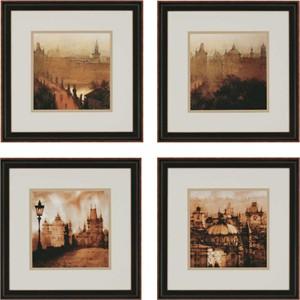 "Malanta Knowles Designer Framed Print: ""Europa Pk/4"""