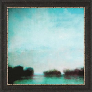 "Bobby Sikes Deluxe Framed Print: ""Dreamscape"""