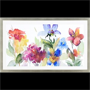 """Joey Duncan Deluxe Framed Print: """"Today's View Pk/2"""""""