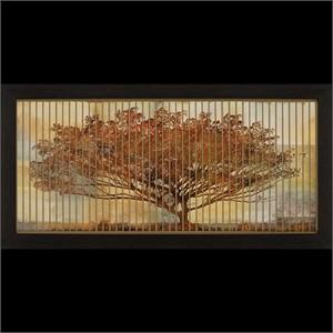 "Malanta Knowles Designer Deluxe Framed Print:""Autumn Radiance"""