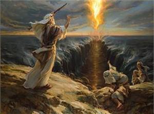 "Daniel Gerhartz Handsigned and Numbered Limited Edition Giclee on Canvas : ""Deliverance (Promises Kept)"""