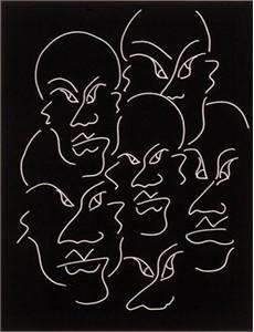 "Jeffrey Glenn Reese Limited Edition Print:""Prejudice"""