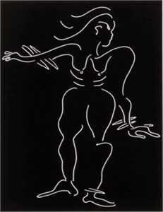 "Jeffrey Glenn Reese Limited Edition Print:""Helene"""