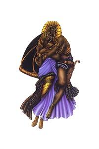 """Raven Williamson Fine Art Print:""""Isis & Osirus"""""""