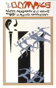 "Romare Bearden Limited Edition Ed. 200:""1976 Olympics"""