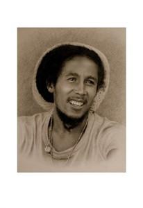 "Nazaregi - Reginald Nazaire Limited Edition Pencil Signed Artist's Proof Giclee:""Une Seule Terre"""