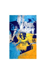 "Bobby Hill Limited Edition Pencil Signed Artist's Proof Giclee:""Lennon"""