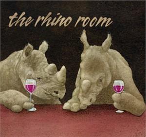 """Will Bullas Fine Art Open Edition Canvas :""""Rhino Room"""""""