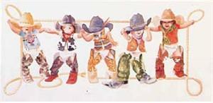 "Linda Loeschen Fine Art Open Edition Print: ""Diaper Dudes"""