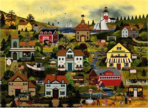"""Jane Wooster Scott Handsigned and Numbered Limited Edition:""""Wonders of our Nation"""""""