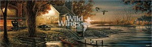 "Terry Redlin Horizon Open Edition Fine Art Print: ""That Special Time"""