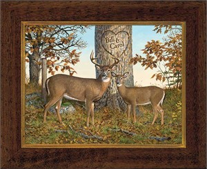 "Persis Clayton Weirs:""Timeless Magic-Deer"""